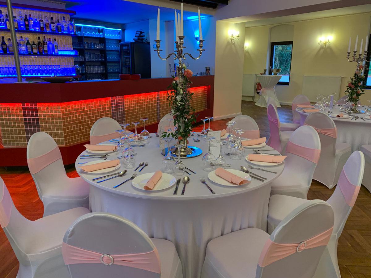 Restaurant und Festsaal