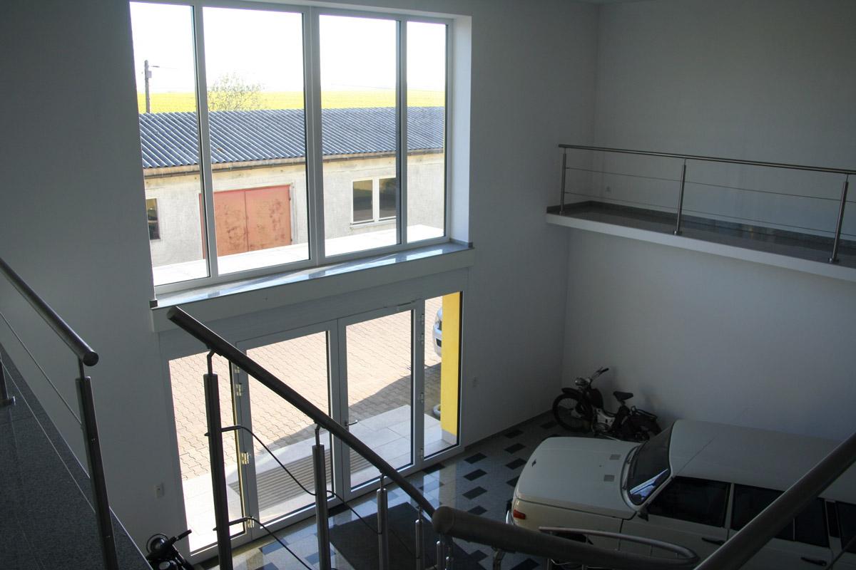 Fenster, Türen und Verschattung