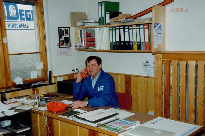 1991 Chefbüro