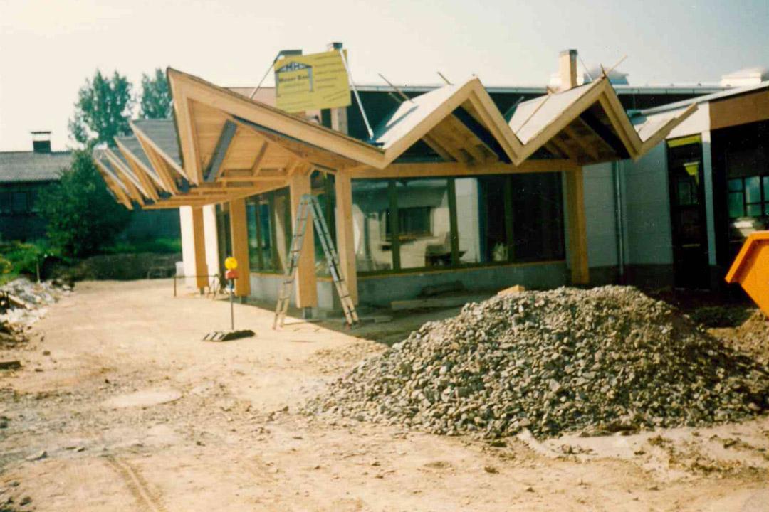 1993 Hallenbau